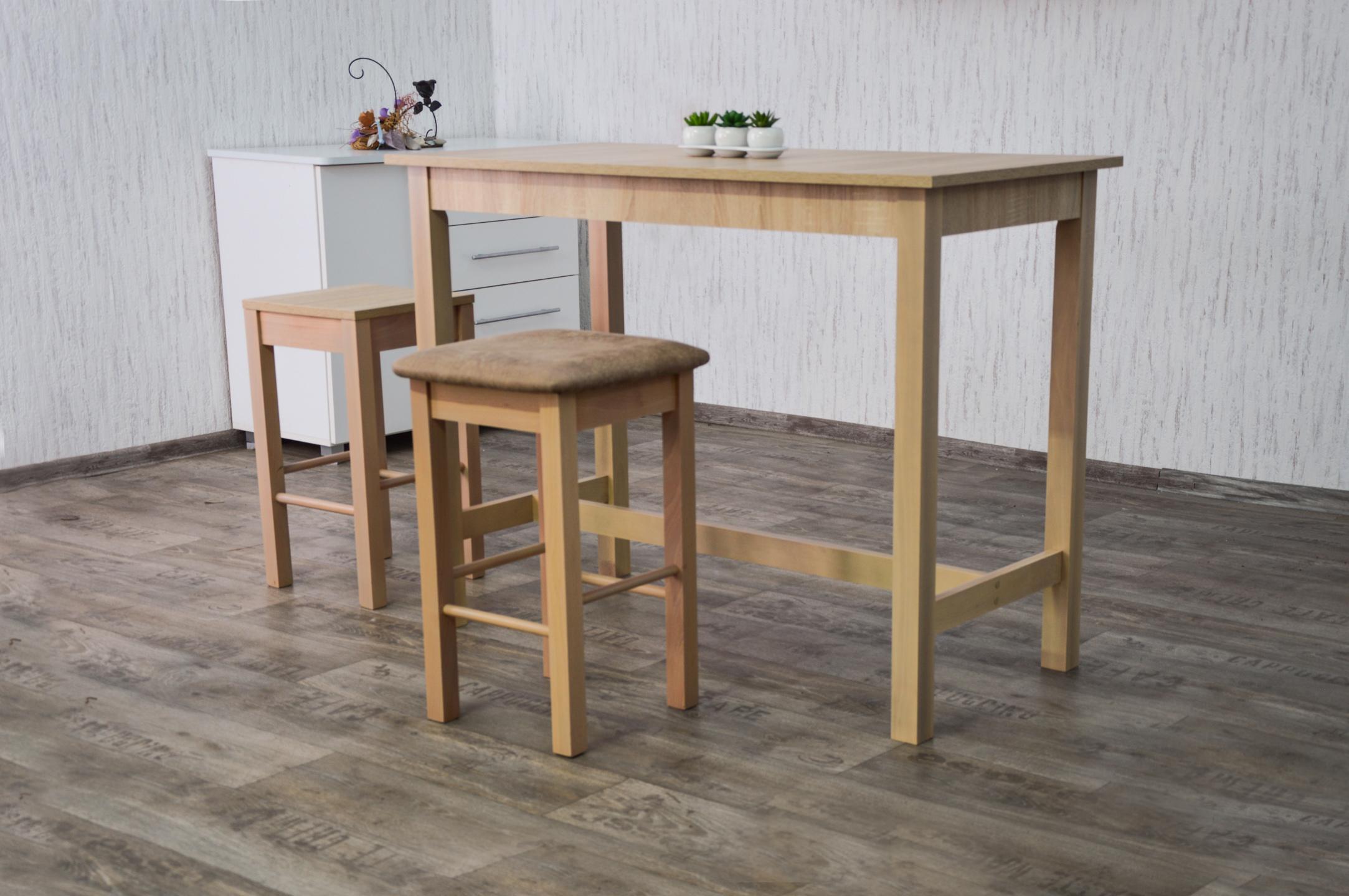 Stół Barowy Czyli Mobilna Wyspa Kuchenna Stół Plus Krzesła
