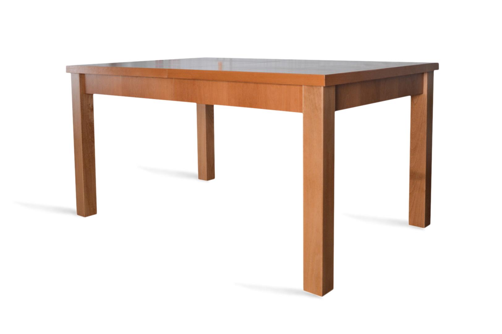 Stół W1 100x150cm rozkładany do 250cm + 6 krzeseł MODEL-37