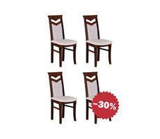 Komplet krzeseł do jadalni