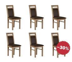 Komplet krzeseł do jadalni model 64
