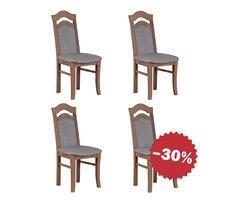 Komplet krzeseł stylowych Model 37