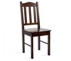 Krzesło do kuchni - drewniane bukowe