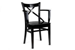 Krzesło stylowe drewniane - z połyskiem MODEL 30TP