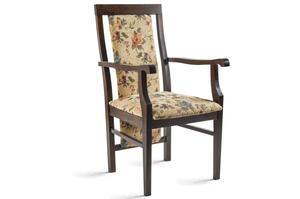 Krzesło stylowe model 88 podłokietnik