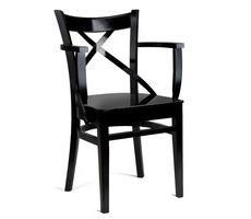 Krzesło stylowe z połyskiem MODEL 30TP
