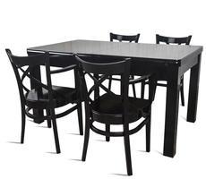 Stół do jadalni W3 z krzesłami model 30TP