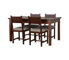 Stół do salonu W1 z krzesłami model 105