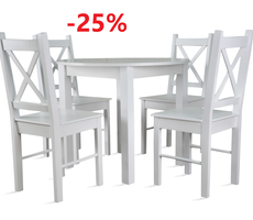 Stół okrągły do
