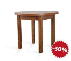 Stół okrągły kuchenny, śr. 90cm