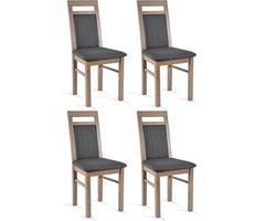 ZESTAW 4 krzeseł - MODEL 64