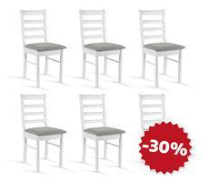 ZESTAW 6 krzeseł - MODEL 83