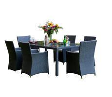 Zestaw stół i krzesła Gustoso