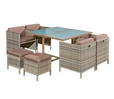 Zestaw stół i krzesła Soffio